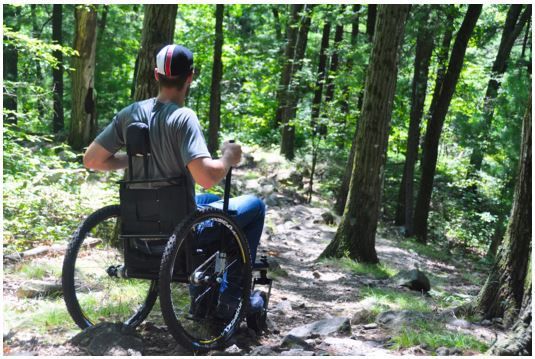 wheelchair-hiking