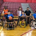 Coach Amaro Talks about the Benefits of Adaptive Sports