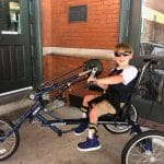 Boy with Spina Bifida Surprised with Custom Handcycle