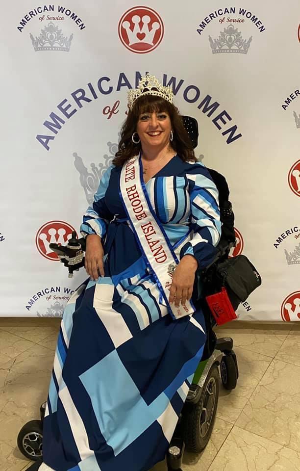 Tina Guenette_Ms Wheelchair